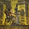 King Tut Throne Cairo Museum-in-cairo-Egypt7