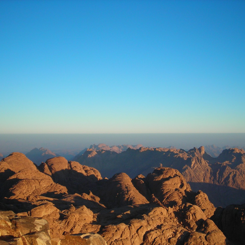 Climbing Mount Catherine-in-sinai-Egypt-10