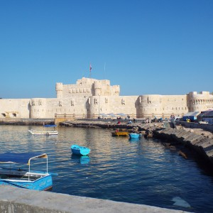 qaitbay citadel -in-alexandria-Egypt8