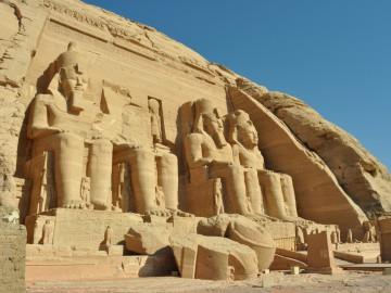 Temples of Abu Simbel-in aswan -Egypt2