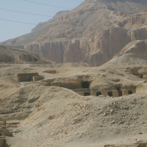 Tombs of the Nobles -in-luxor -west bann-in Egypt 2